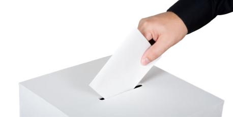 Election official mugged carrying ballot boxes