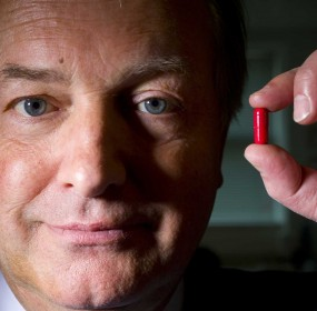 THE company behind a so-called 'tomato pill' which was hailed as a miracle cure with the potential to save thousands of lives is facing collapse.