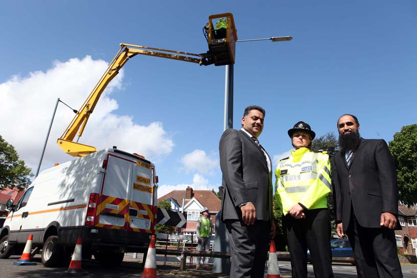 Campaigners have won – CCTV camera's will be taken down