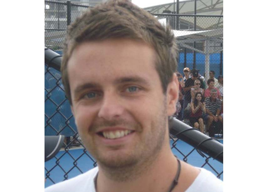 Pat Rafter Arena, Australia - Murder victim james Cooper