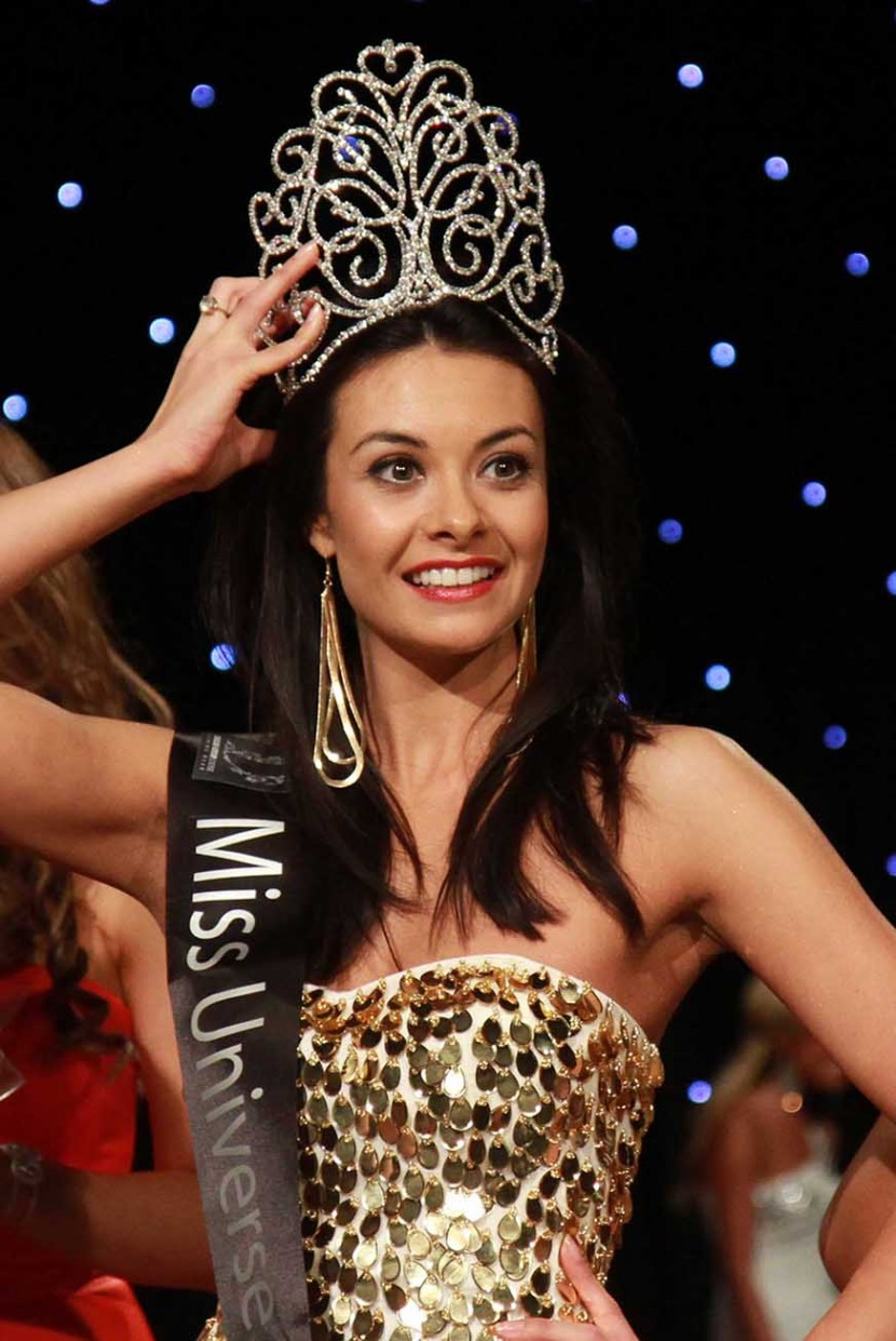 Welsh beauty crowned Miss UK