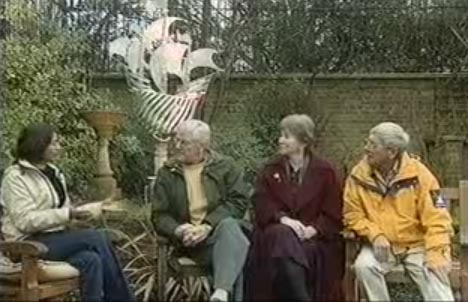 Iconic Blue Peter Garden