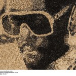 Black Eyed Pea Art