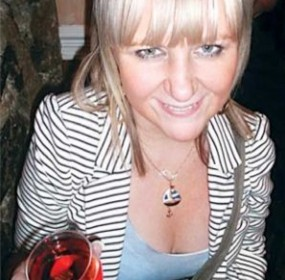 Popular pub landlady Sian Thomas (38) from Worcester who died just days after falling over in her high heels on a night out.
