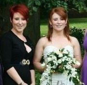 Tracy Chambers (L) killed in a road traffic accident in Greets Green Road, West Bromwich on sunday.