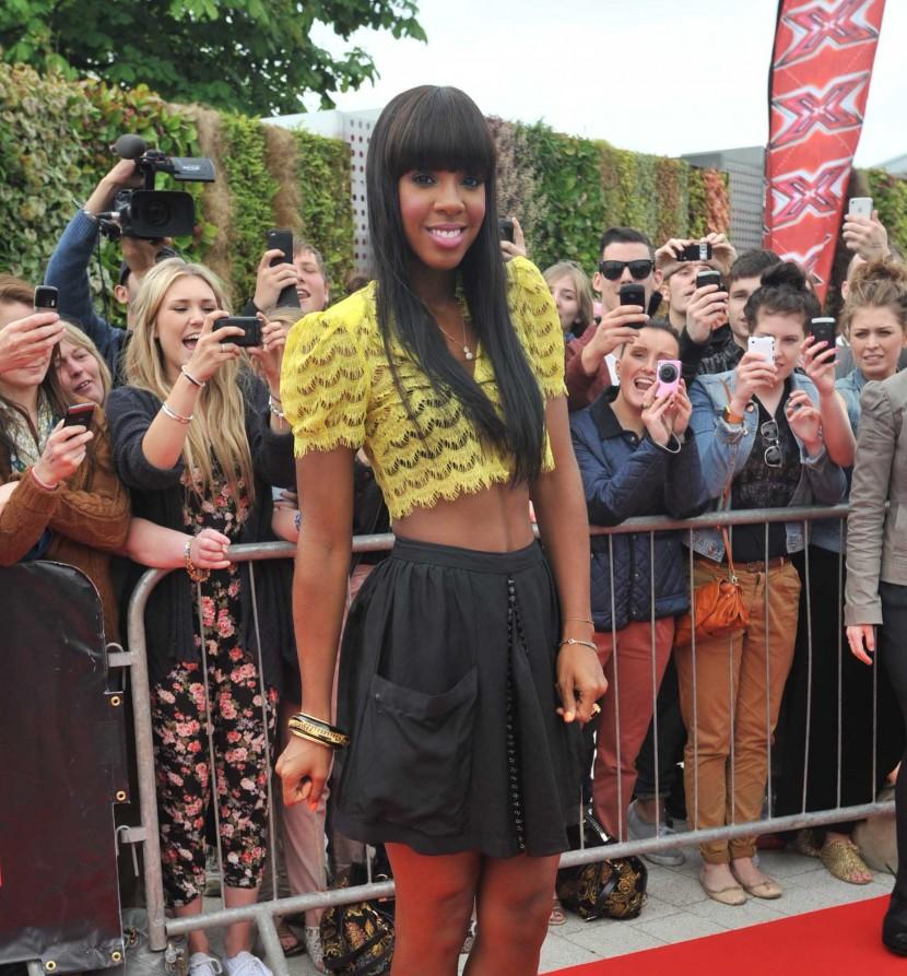 X-Factor judge is 'God's Gift'