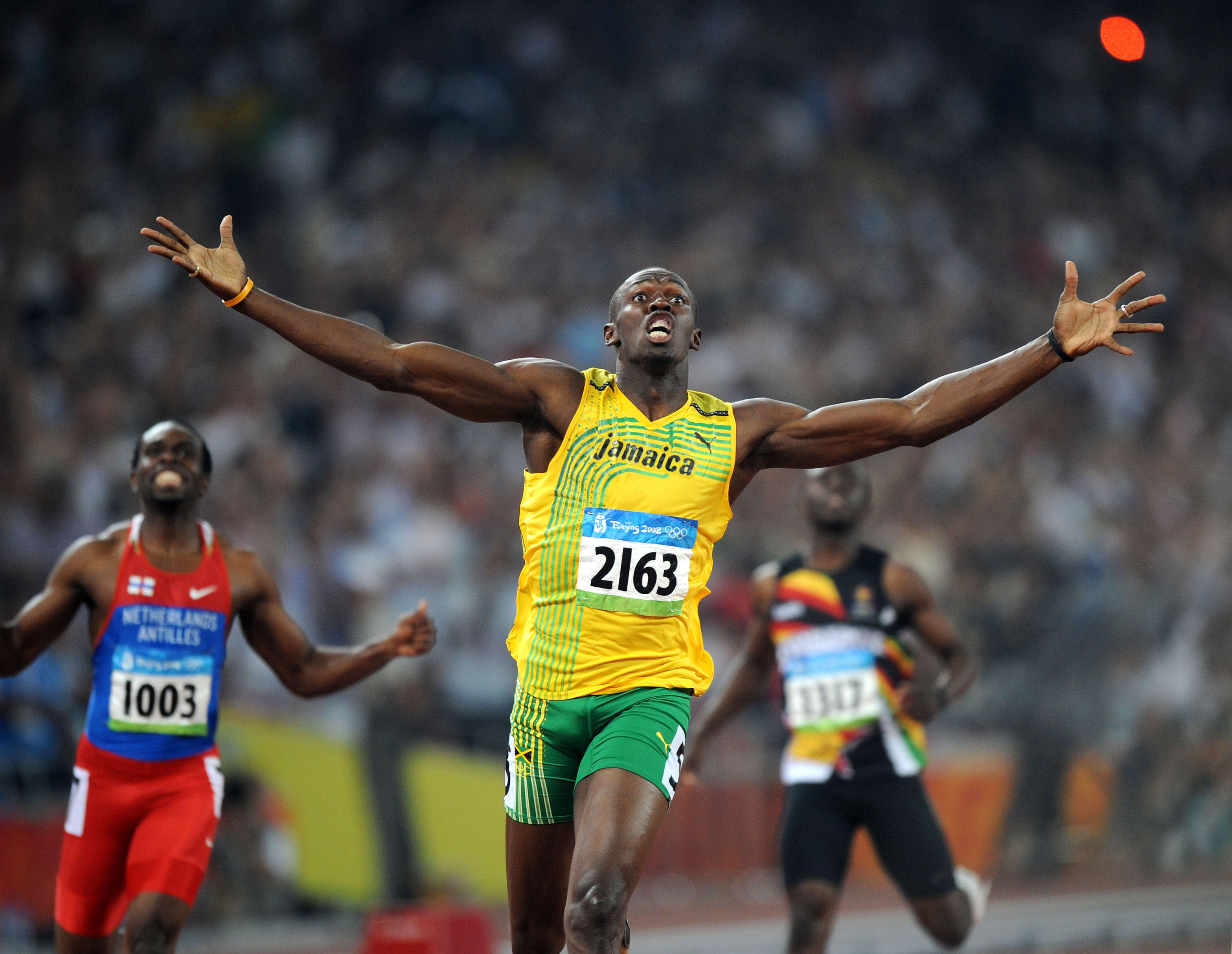 Jamaican athletes need extra long beds