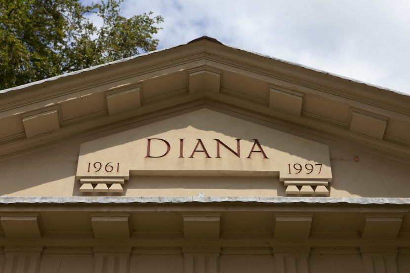 Rememberance of Princess Diana on her birthday