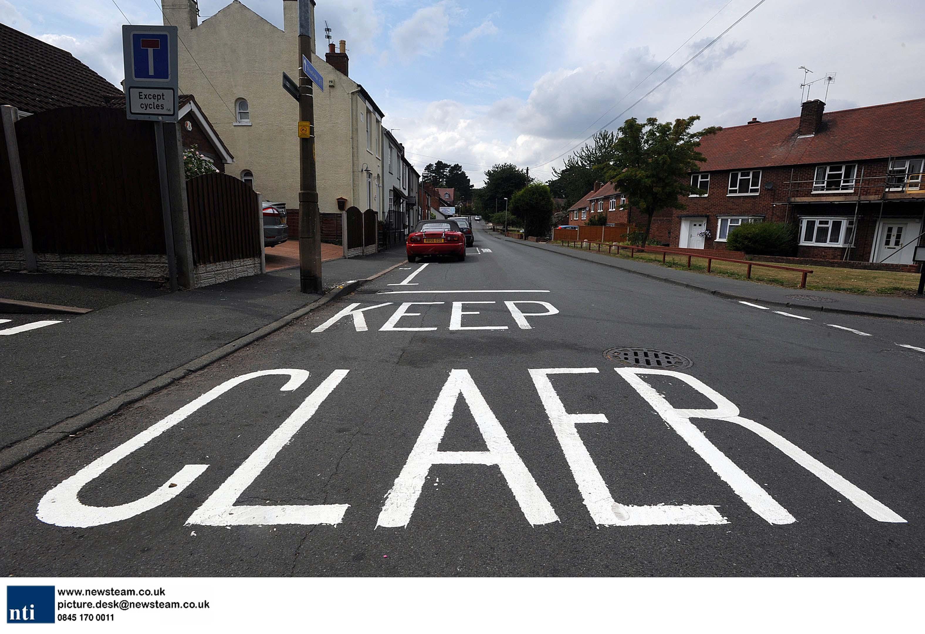 'Keep Claer'