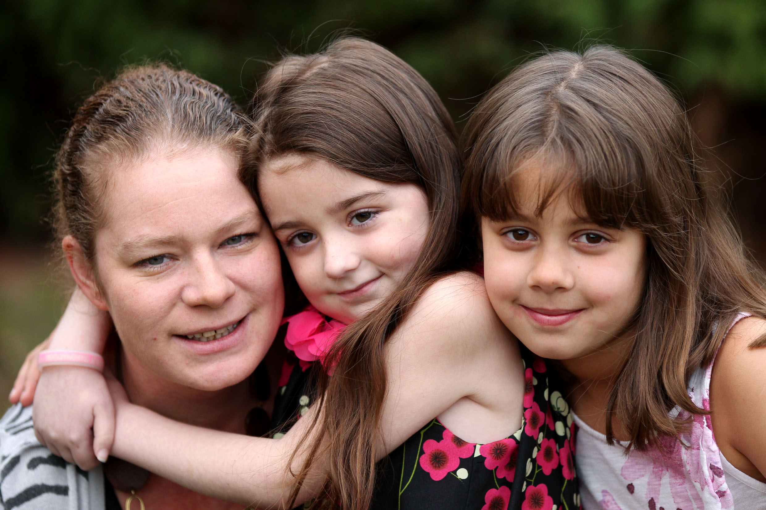 Holly Dougill-Brooks, has a benign brain tumour and is going to the US for treatment.