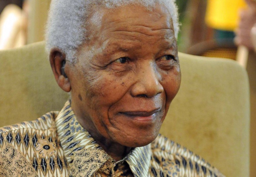 Nelson Mandela taken to hospital