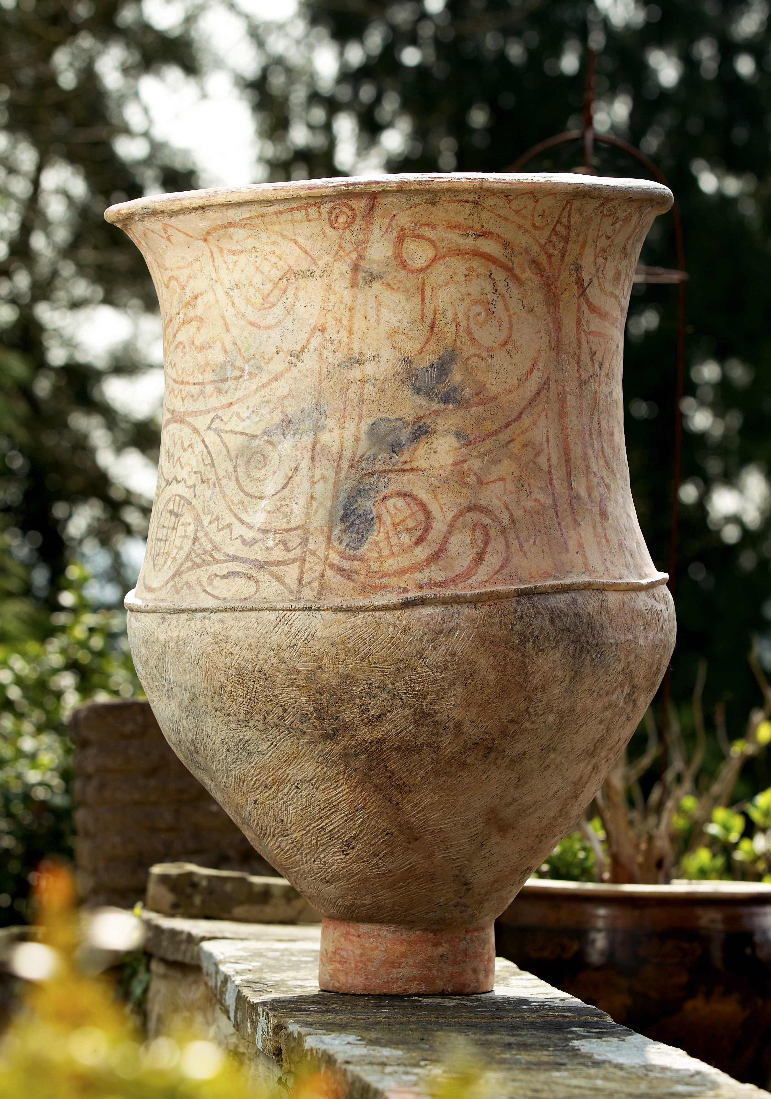 Old pots to go on sale for £5,000.