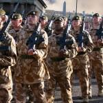 1st battalion Irish Guard