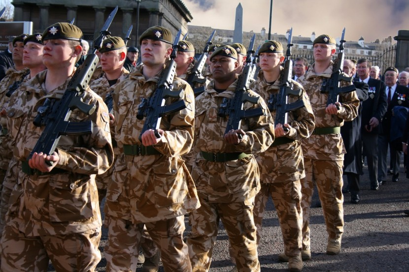 UK military warned over cyber-attack threat