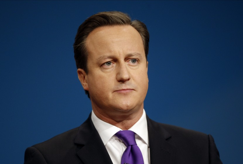 Cameron pledges support for Libya