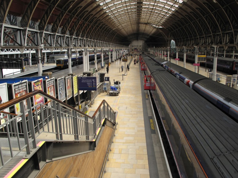 HS2 rail route unveiled