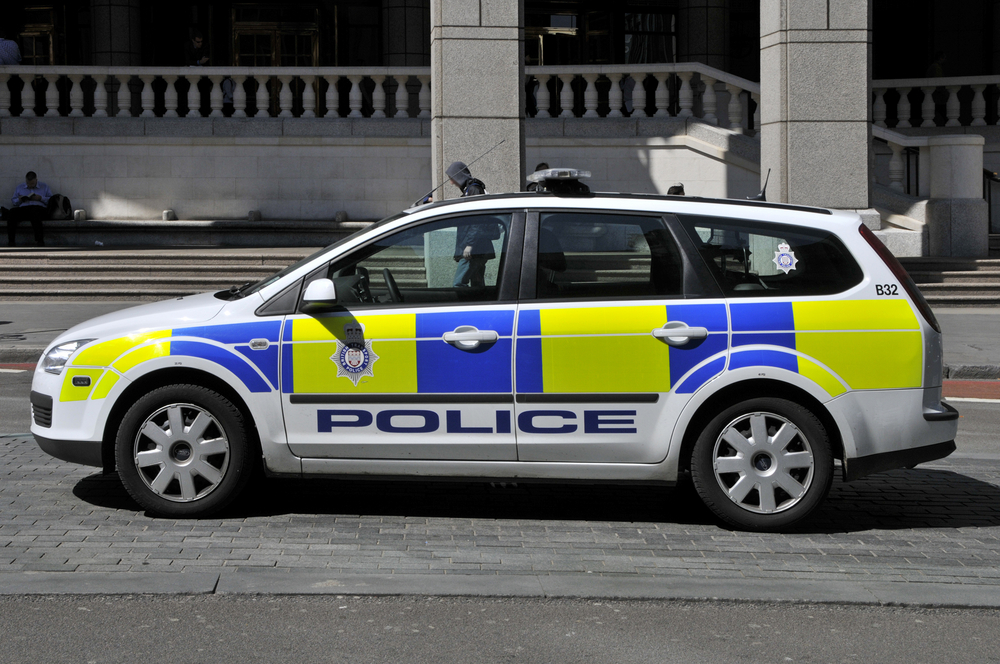 english police cars the image kid has it. Black Bedroom Furniture Sets. Home Design Ideas