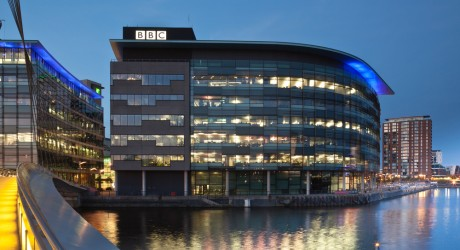 BBC Media City Manchester