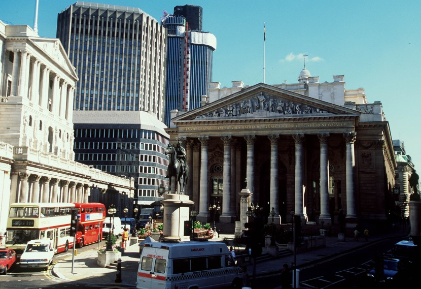 Bank of England: Recovery in sight
