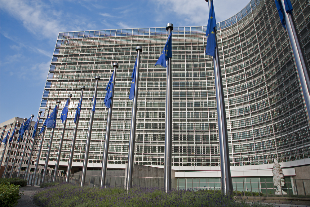 European Commission building