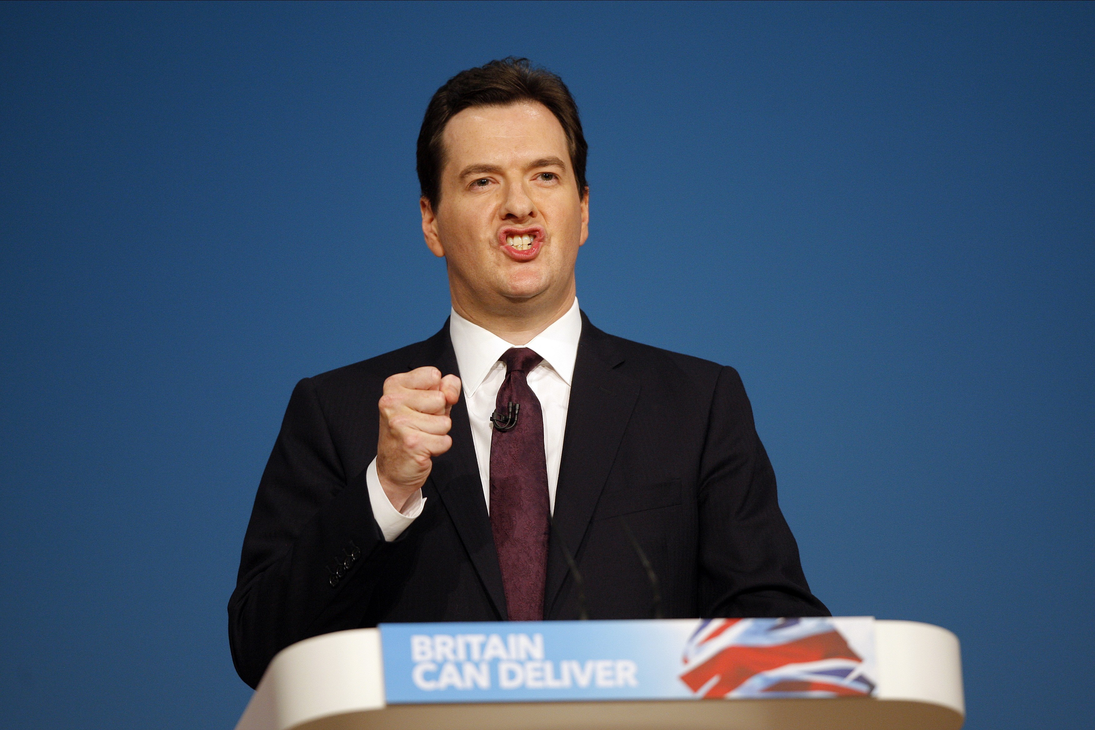 Osborne to announce bank break-up proposals