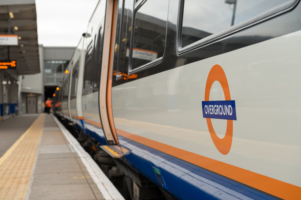 London Overground workers prepare for strike vote