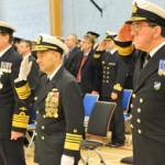 Vice Admiral Hudson