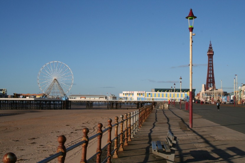 Two arrested in Blackpool Murder probe