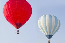 Balloon crash Britons named
