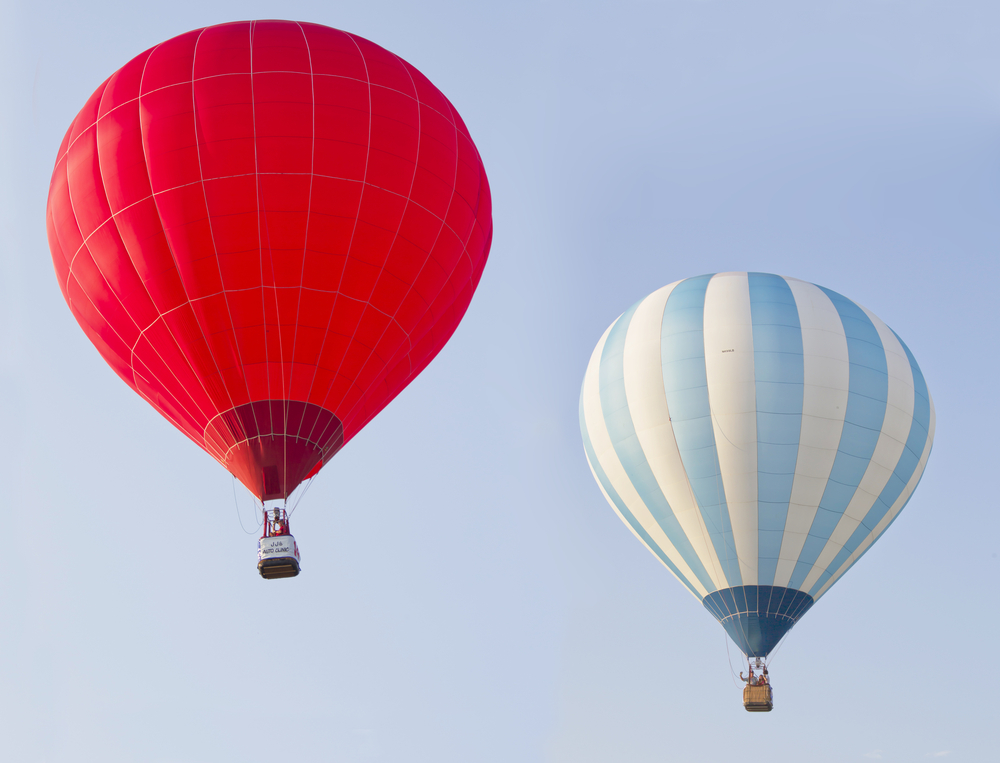 Balloon crash Britons named