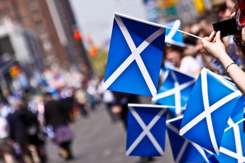 Scottish independence plan published