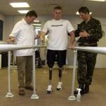 The Defence Medical Rehabilitation Centre at Headley Court, Surrey.