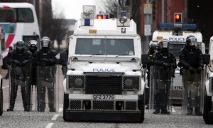 belfast police