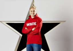 Steph Houghton: Photograph courtesy of Fantastic Media