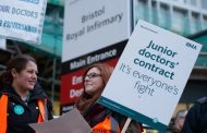 JUNIOR DOCTOR'S STRIKE ROUND-UP – BRISTOL