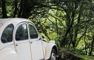 CLASSIC CAR STOLEN AND STRIPPED OF PARTS