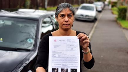 CONFUSING BUS LANE CATCHES OUT 17000 MOTORISTS 500 A MONTH