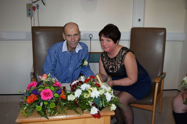 MAN DIES OF CANCER JUST DAYS AFTER HE AND WIFE MARRY FOR SECOND TIME