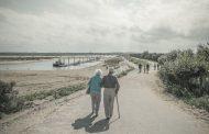 ZORBA'S DANCE HELP ELDERLY TO WALK AND CLIMB STAIRS