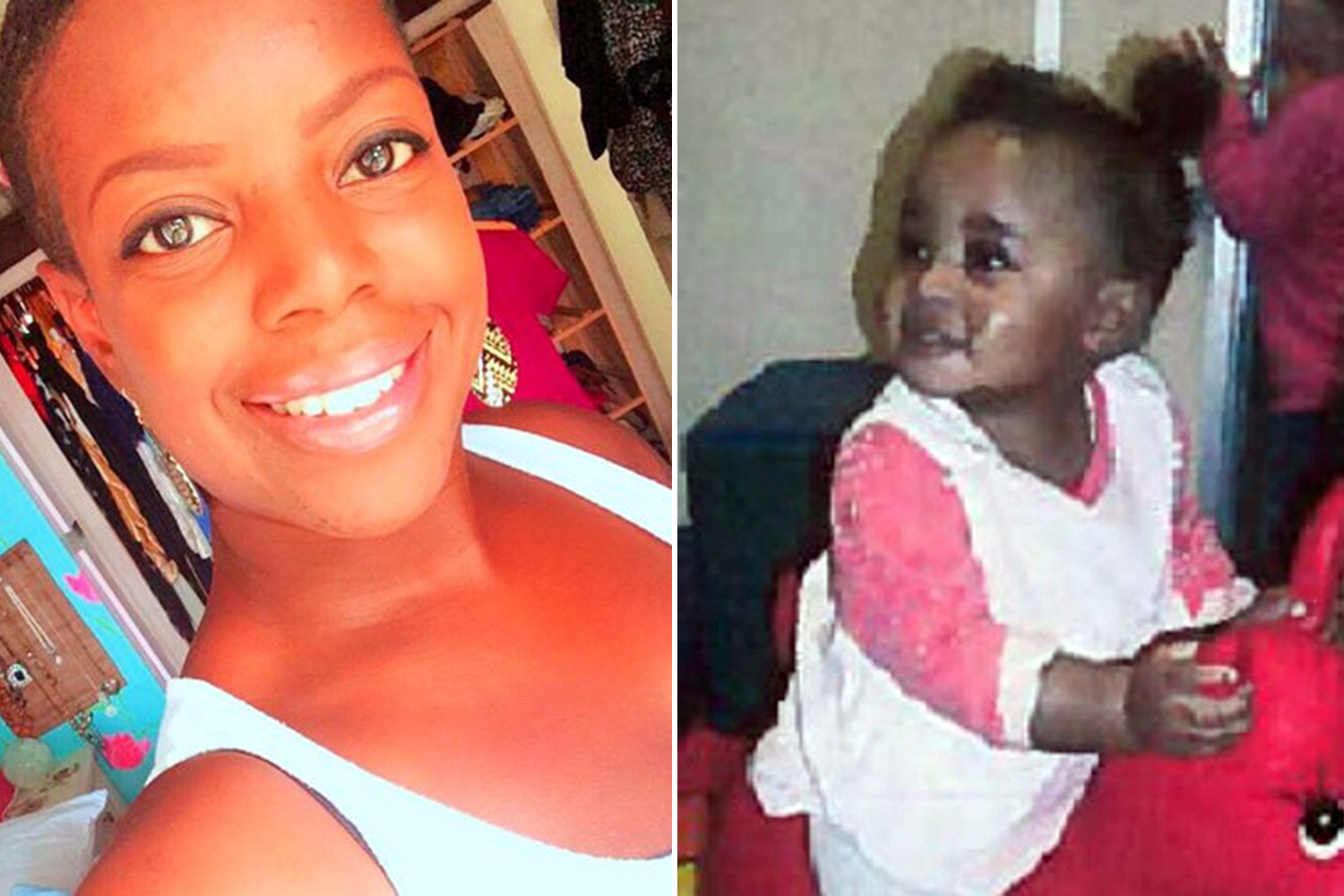 fOSTER MUM ACCUSED OF KILLING TOT BY BATTERING HER MORE THAN 90 TIMES