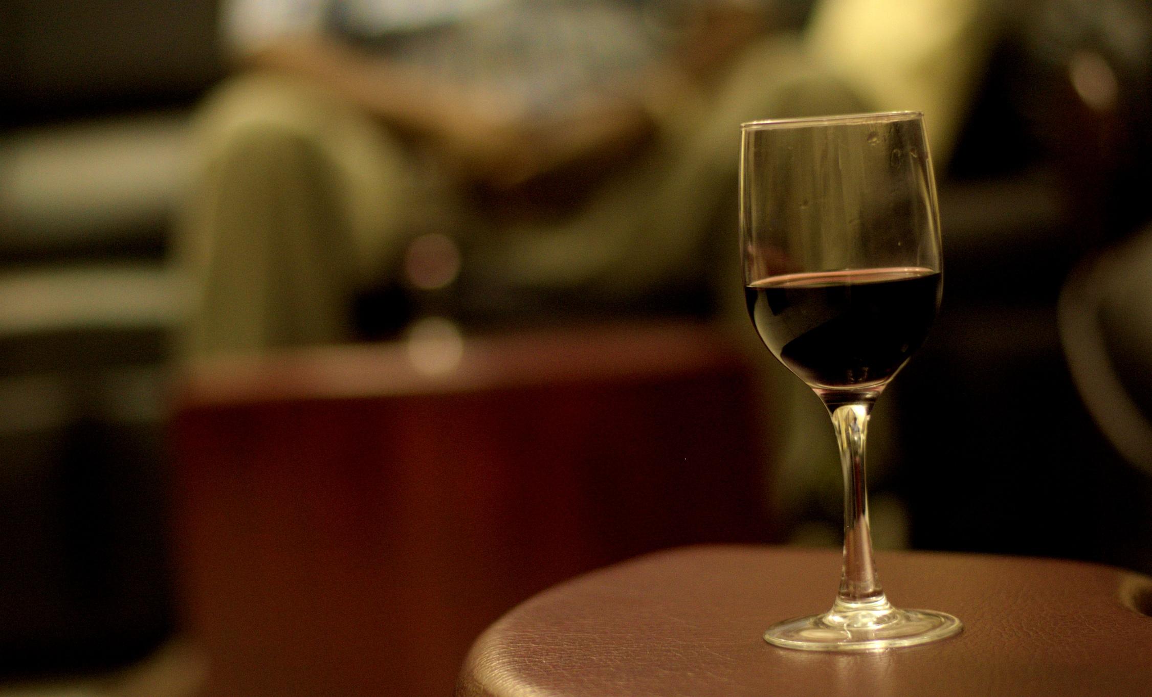 HOME-MADE WINE STOLEN BY ALCOHOLIC BURGLAR