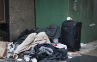 HOMELESS SHELTER BOARDED UP IN POSH NORTH LONDON