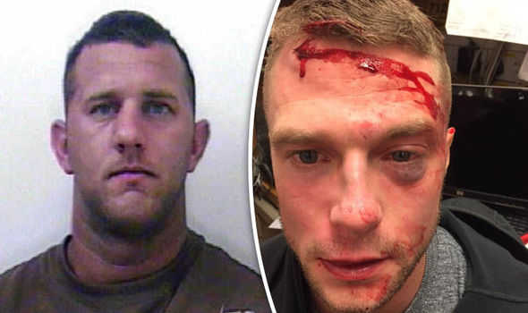 THUG JAILED FOR GLOATING FACEBOOK POST AFTER ATTACKING AFGHAN VETERAN