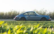 VERY RARE PORSCHE HAS BEEN DRIVEN JUST 68 MILES IN 35 YEARS