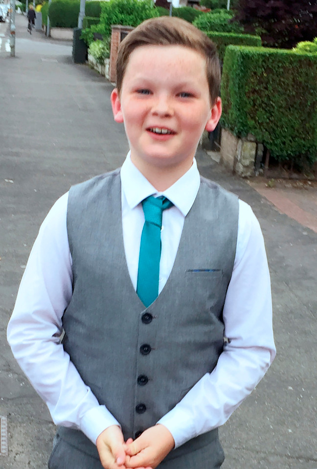 GRANDDAD OF 11YO INJURED TALK OF HORROR RIDE TRAGEDY
