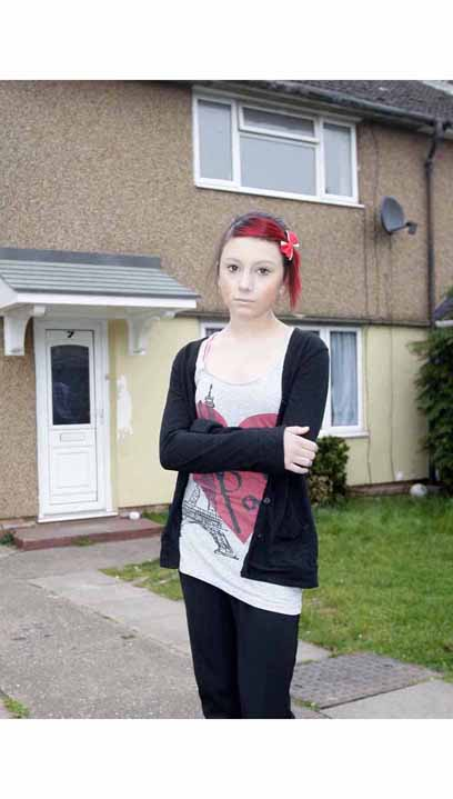 Woman's home advertised as vacant on day of her funeral