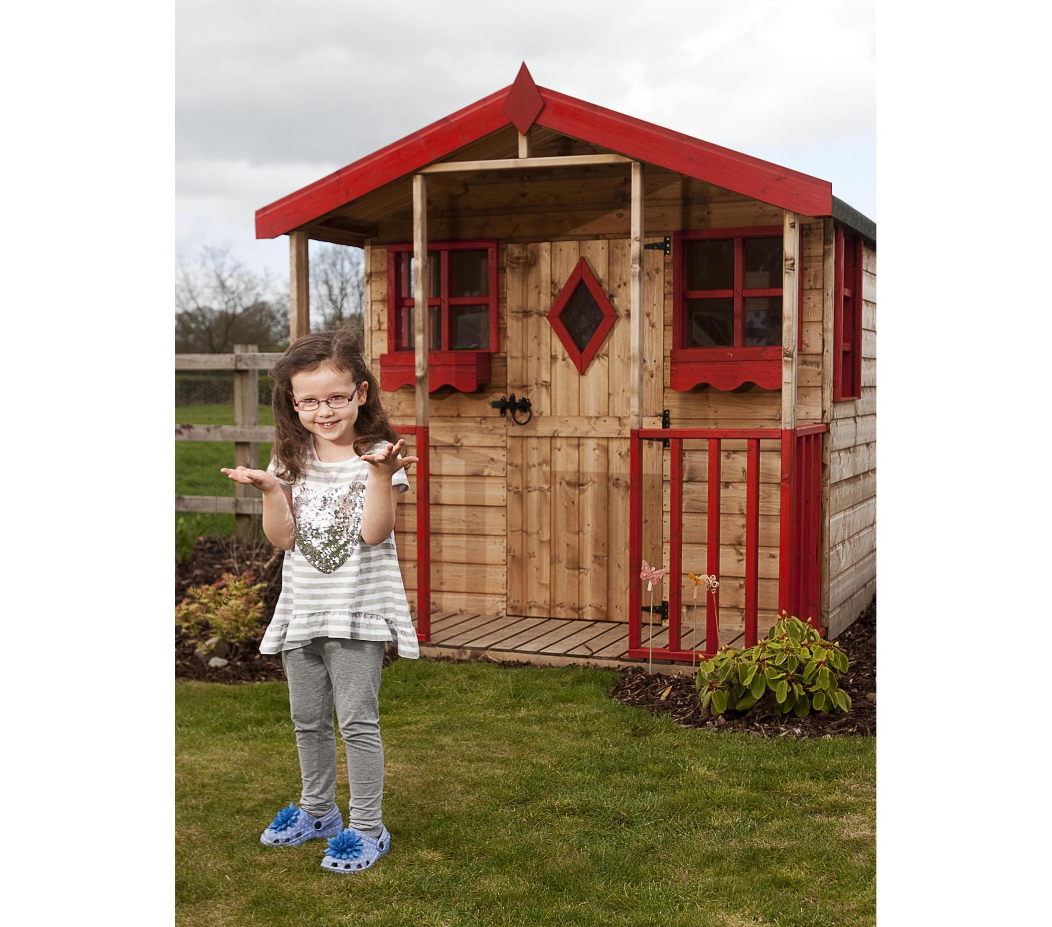 Toddler wins planning battle over wendy house