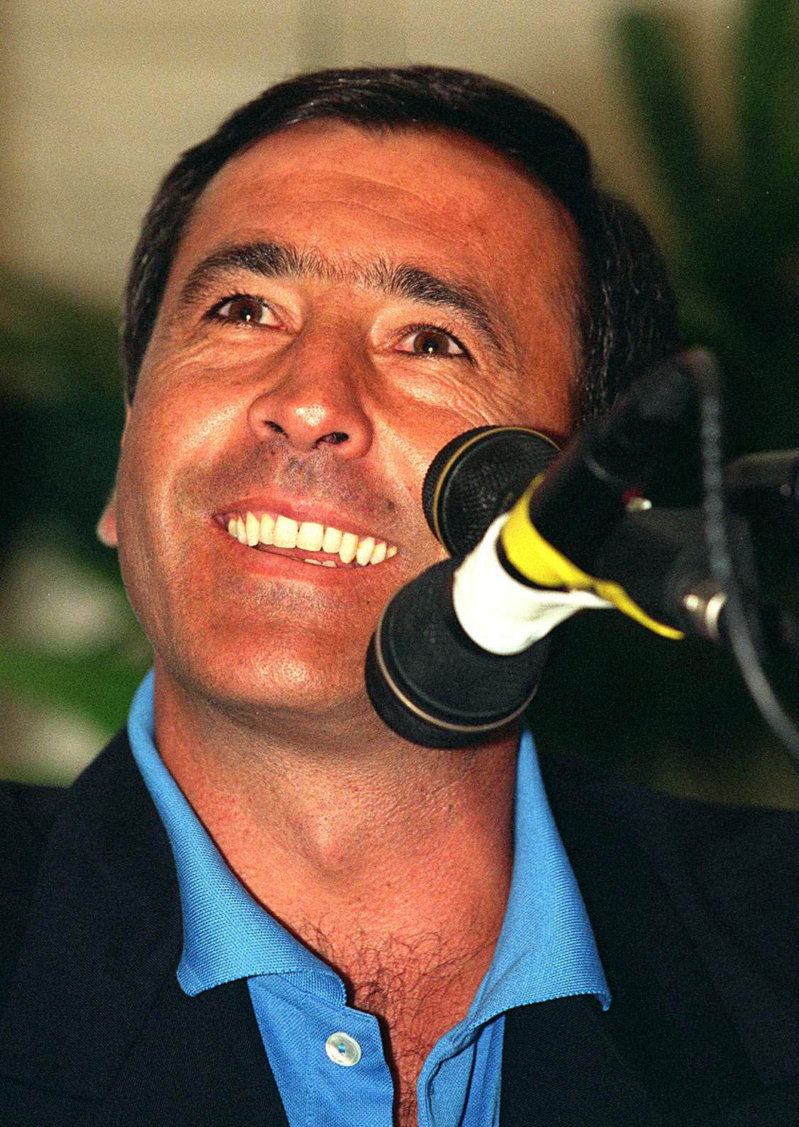 Spanish golf legend Ballesteros dies