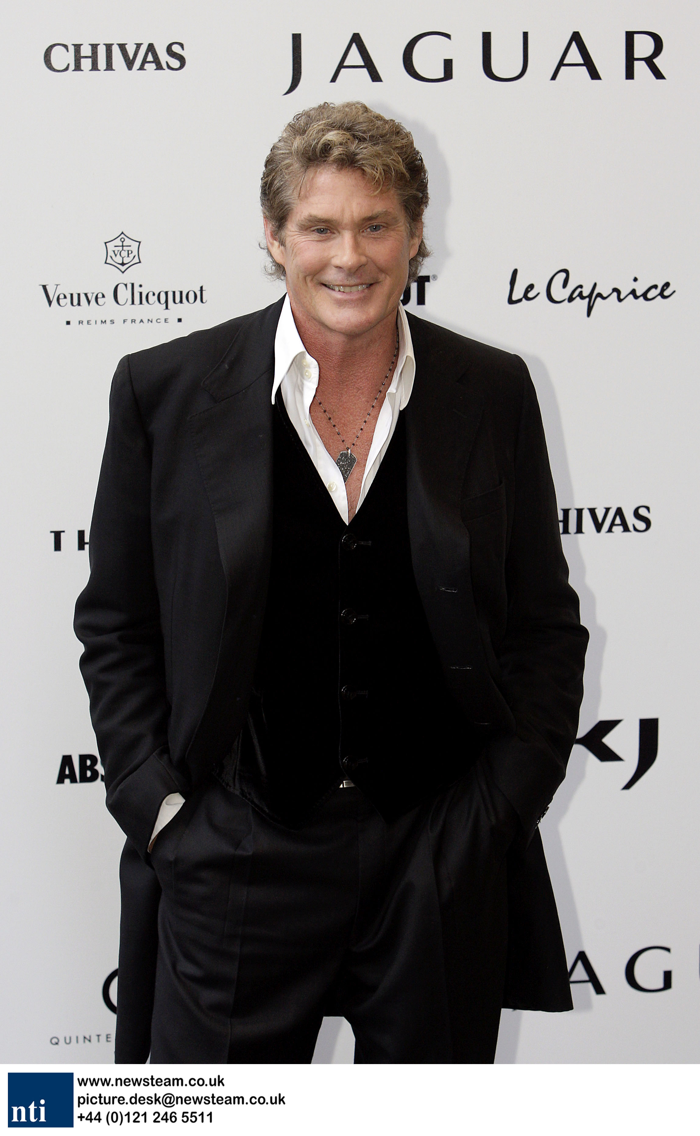 Hasselhoff voted most embarressing dad