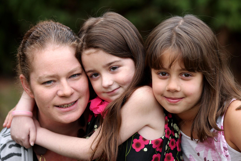 School girl has orange-sized brain tumour